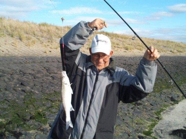 Nico en Johan, vissen aan Waarde