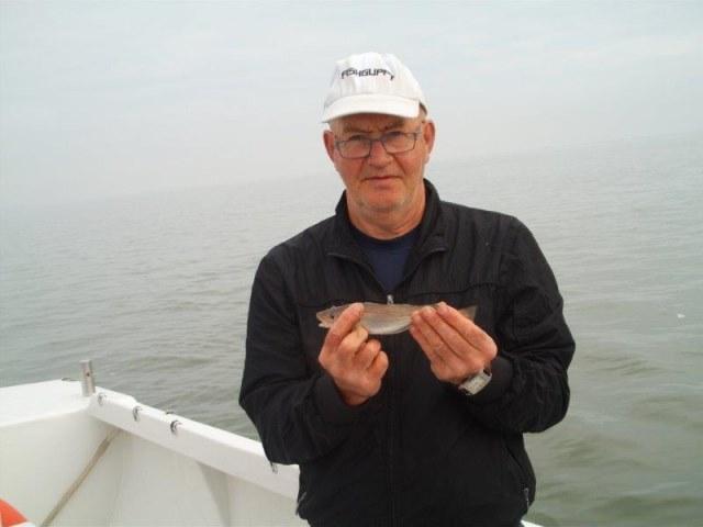 Vissen op de Oosterschelde