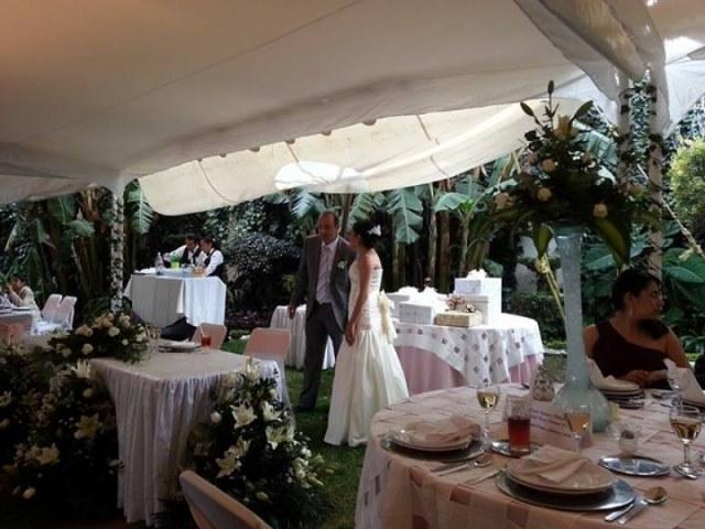 Huwelijk Samantha en Paul