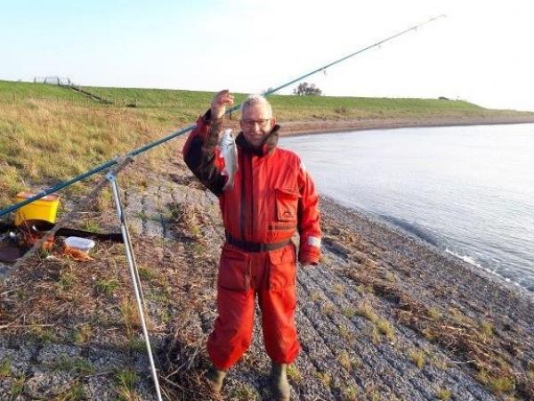 Vissen aan Zoutelande en Westerschelde