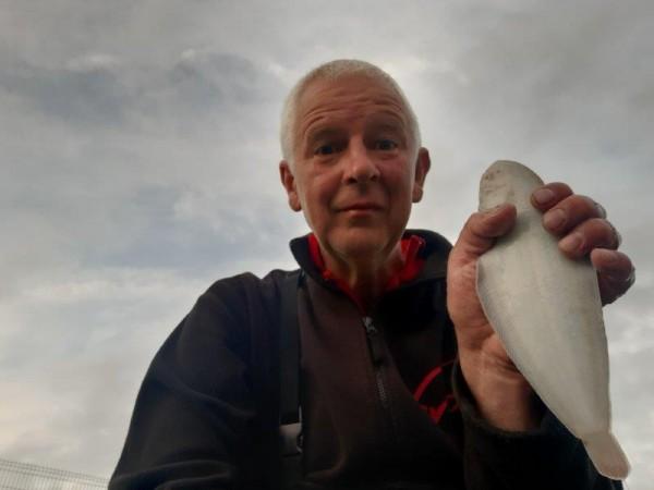 Eldert, vissen op tong