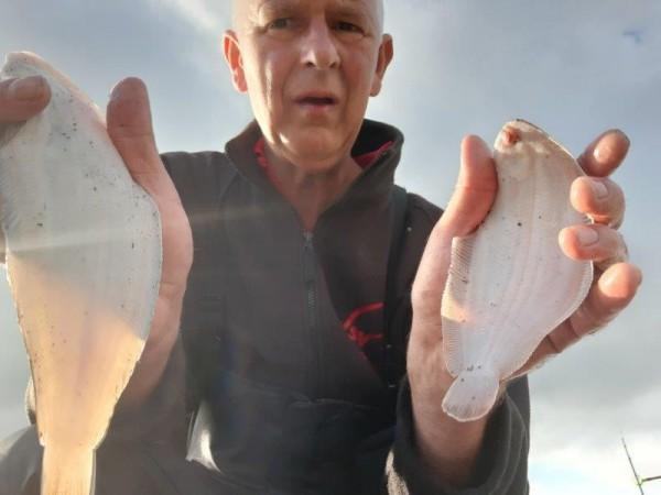 Eldert, tongvissen aan de Botlek