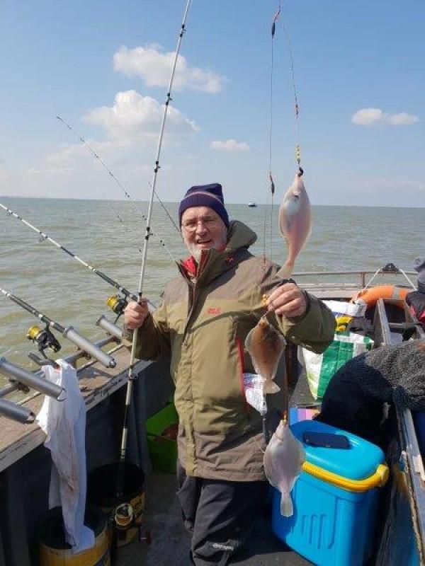 Clan Tulleneers, lentevisserij Westerschelde