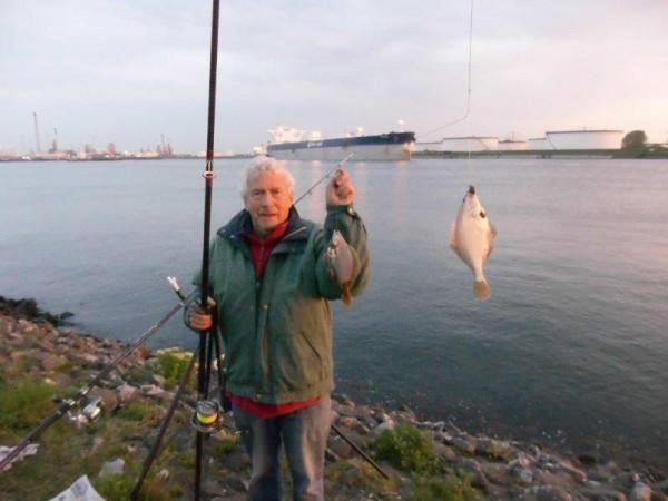 Vissen aan het Callandkanaal, Henry en Jack