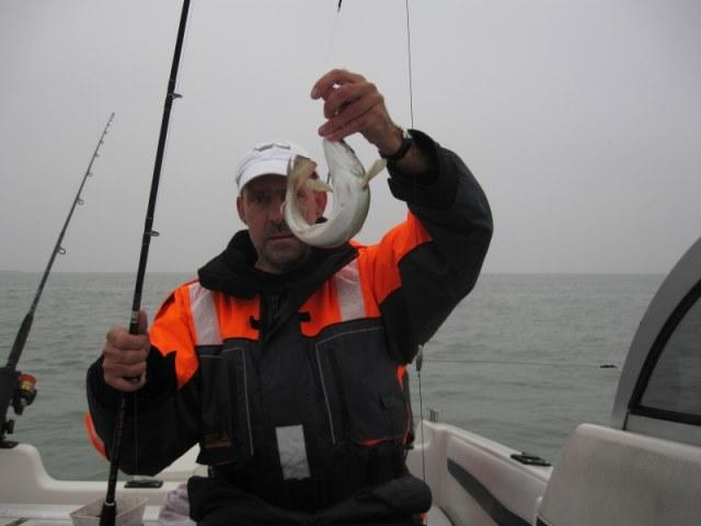 Volop vis aan de R5