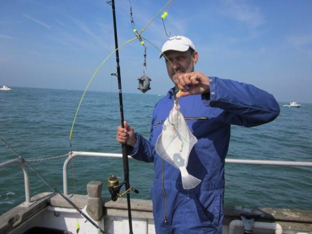 Ankervissen met Northseachaters en mijn speciale vrienden