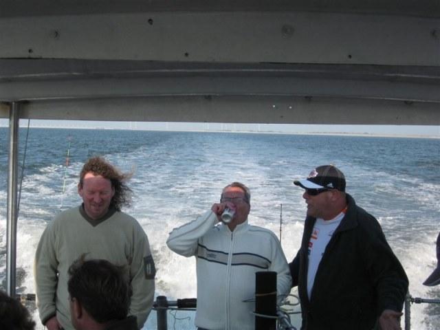 Nachtvissen met Northseacharters