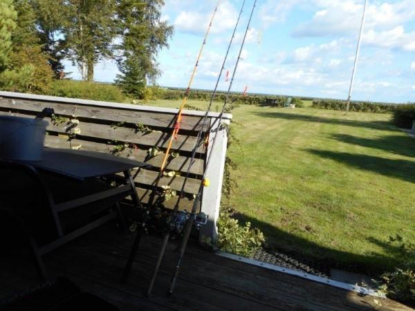 Vissen en vakantie op Langeland