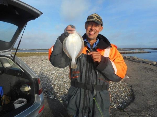 Weekje kantvissen, in Nyborg, met Jack Jozen