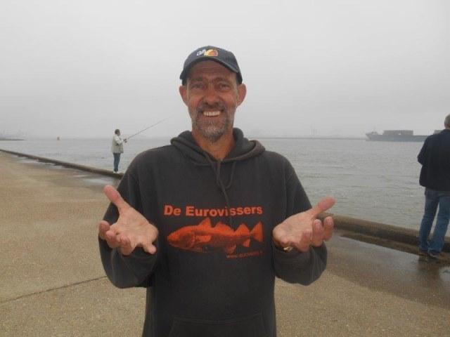 Workshop Zeebaarsvissen met Joop Folkers