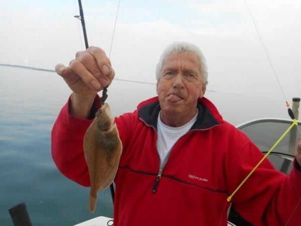 Oosterschelde, vissen met Jack uit Veldhoven