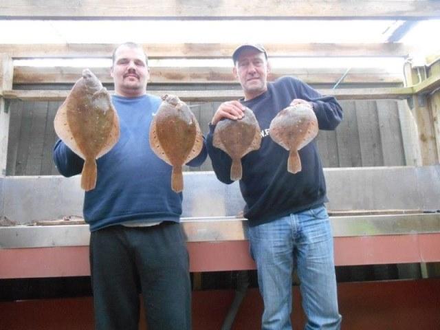 Vissen op Langeland, met Stephan Lau