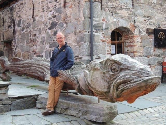 Gerard in Noorwegen