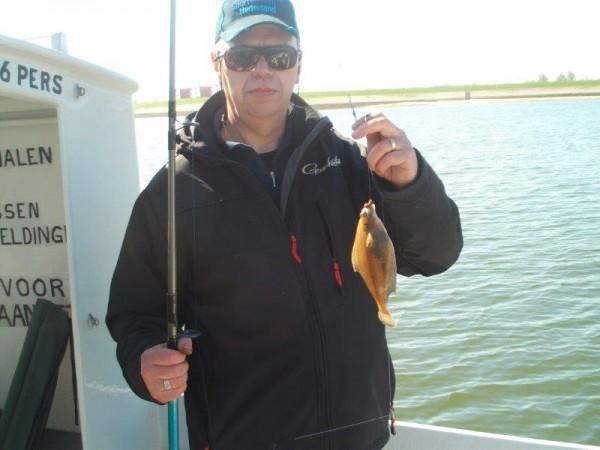 Bootvissen Oosterschelde