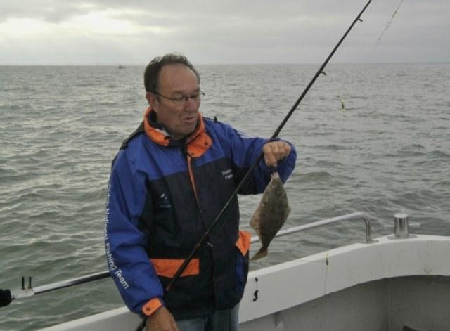 Scharren meppen met De Big Marlin