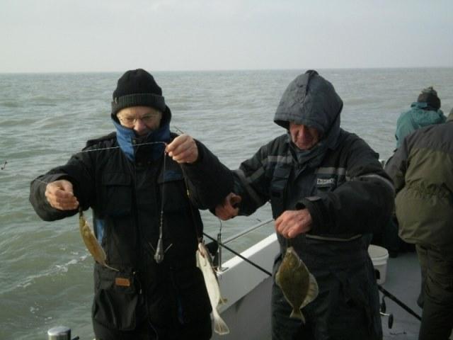 Kan Jan niet vissen zonder kunstgebit?