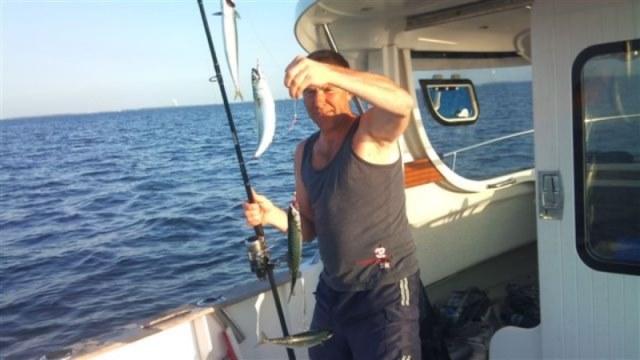 Makrelen met Simon