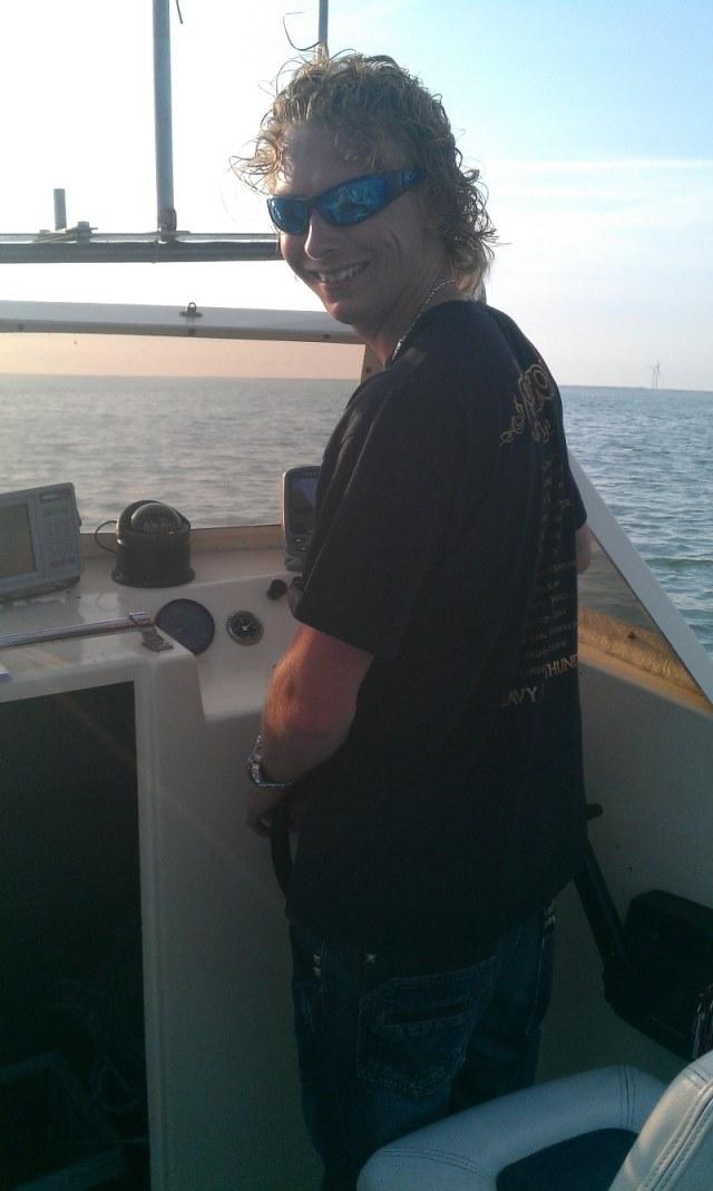Kick-of voor Bjorn met eigen boot