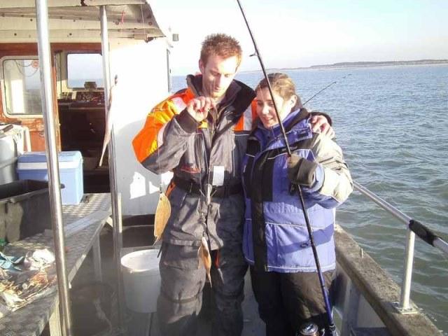 Ankervissen met Northseacharters