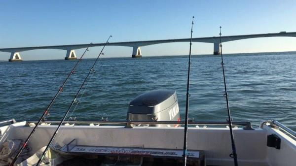 Cor, SWS Stavenisse, boot viswedstrijd