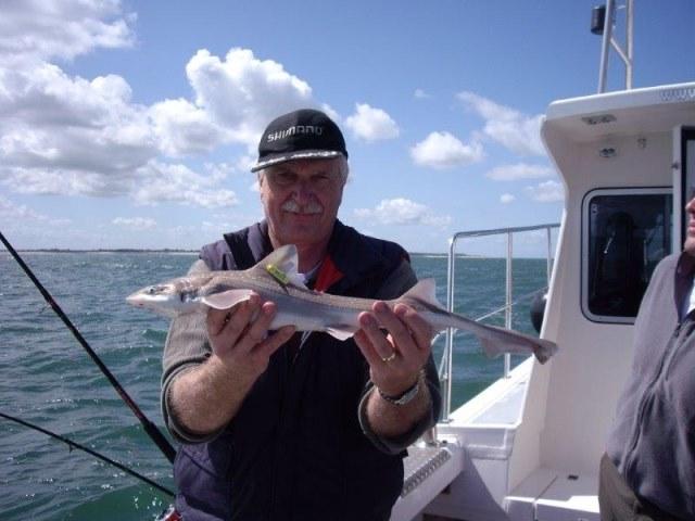 Sharkataq 2014, bij Rover-seafishing