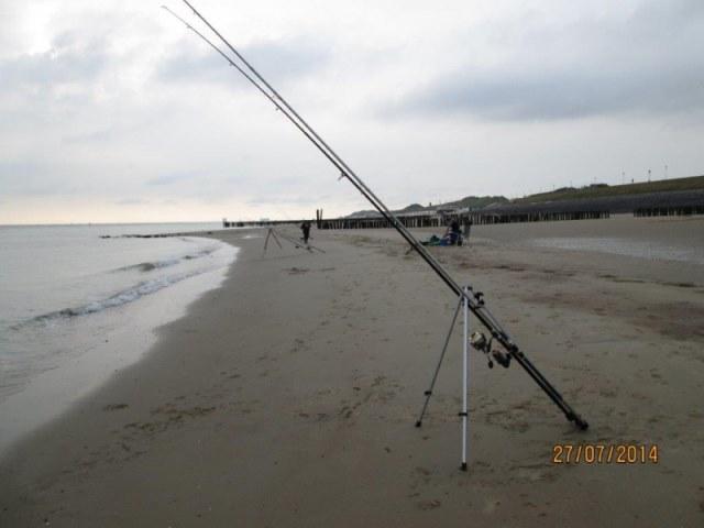 De 3 Limburgers gaan vissen!