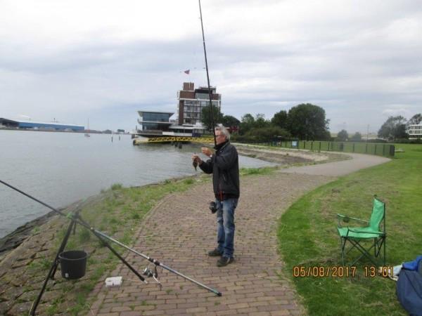 De Limburgers, weekend vissen
