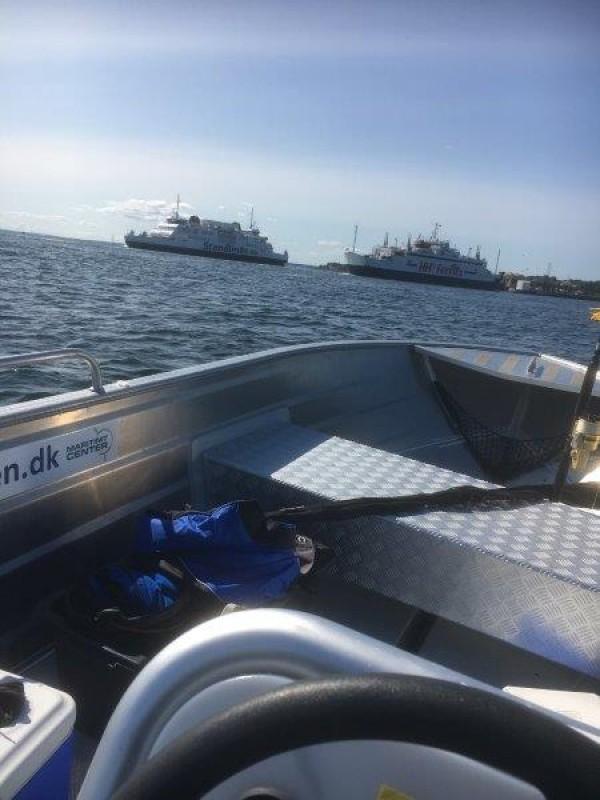 Rob Torsk, Vissen op de Øresund en Langeland(Spodsbjerg)