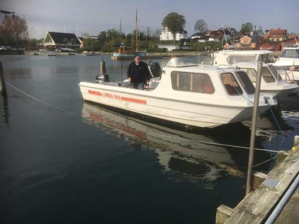 Rob Torsk en Frank, bootvissen Nyborg