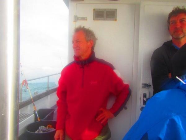 Alain en Isi op de Wrakken met Northseacharters