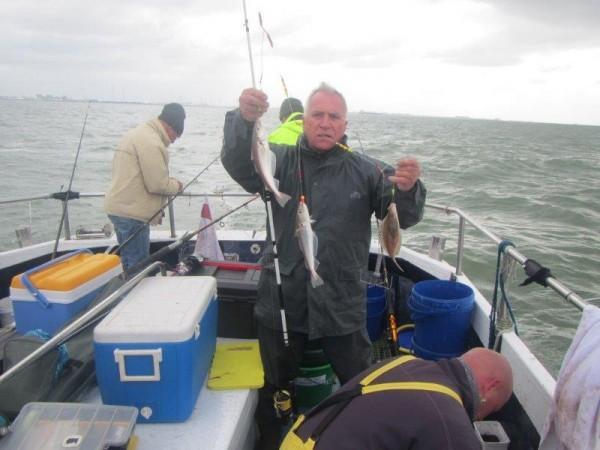 Westerschelde visserij Fam. Tulleneers