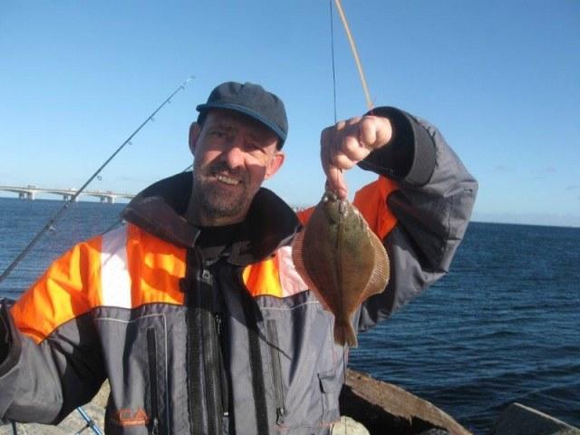 Weekje vissen op Zeeforel Eldorado, Funen(Denemarken)
