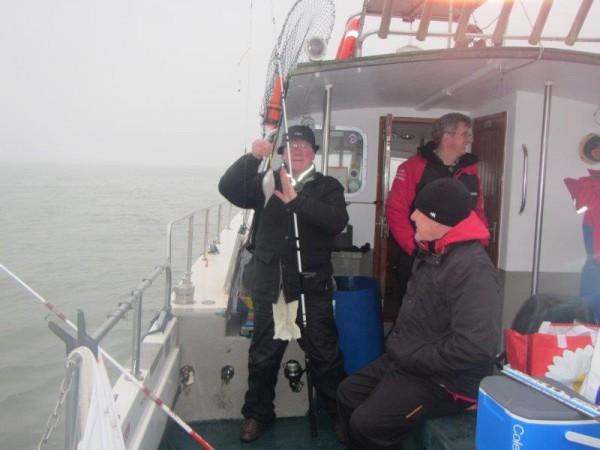 Alain, broers en vrienden, Westerschelde visserij