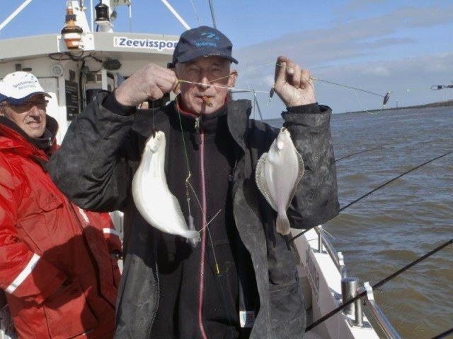"""Douane controle a/b van de """"Big Marlin"""""""