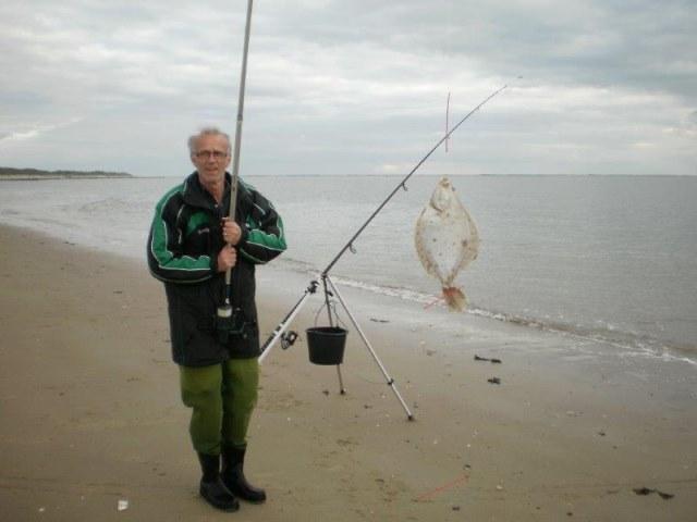 2 van de (3)Limburgers aan de Zeeuwse stranden