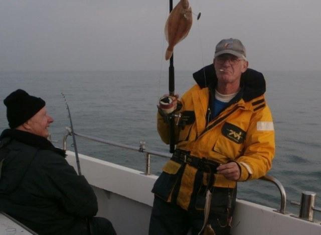8 Bofkonten gaan vissen aan de Steenbanken