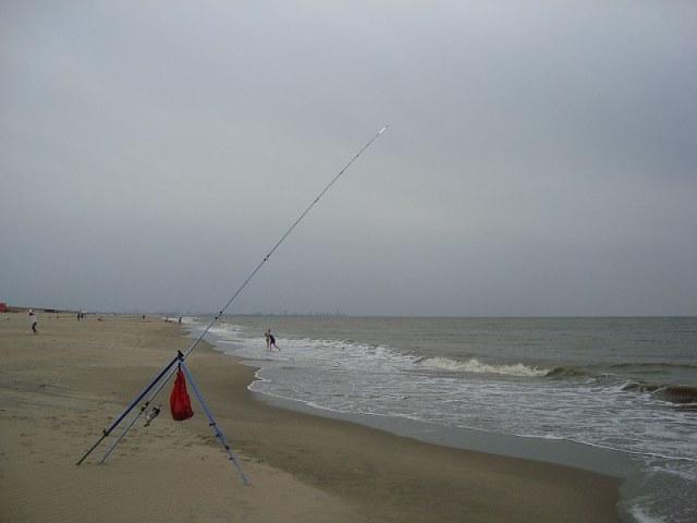 Ter Heijde strand
