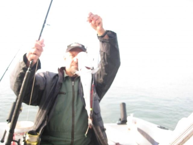 Toch maar gaan vissen