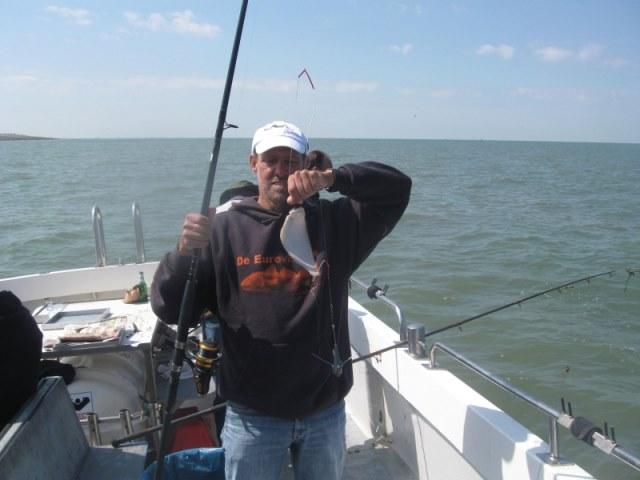 Tongvissen met De Big-Marlin