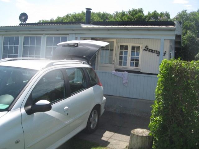 Weekje vakantie aan Fjellerup(noord-jutland)