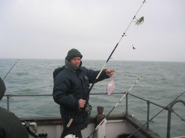 Weekend vissen met Stephan Lau