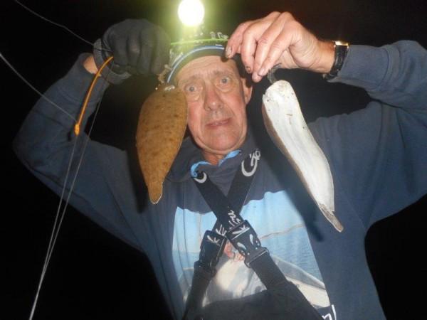 Vissen op Tong, Tong wil vreten